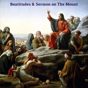 The Sermon on the Mount Carl Bloch, 1890