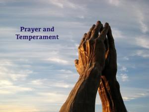 Prayer&Temperament