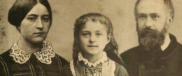 LittleFlower&parents